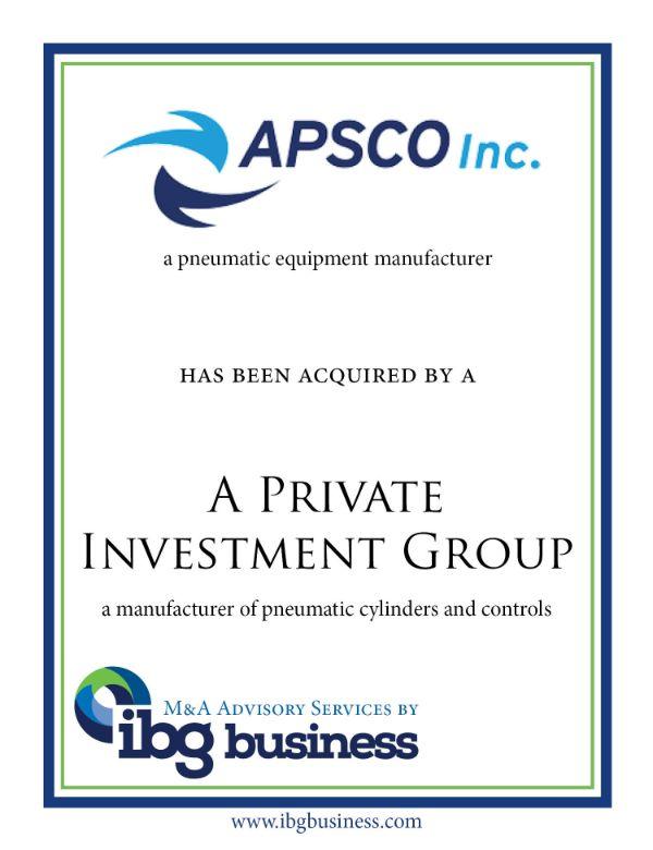 Air Power Supply Co – APSCO