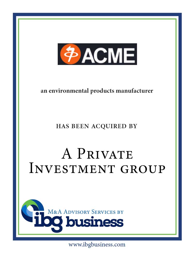 Acme Environmental, Inc.