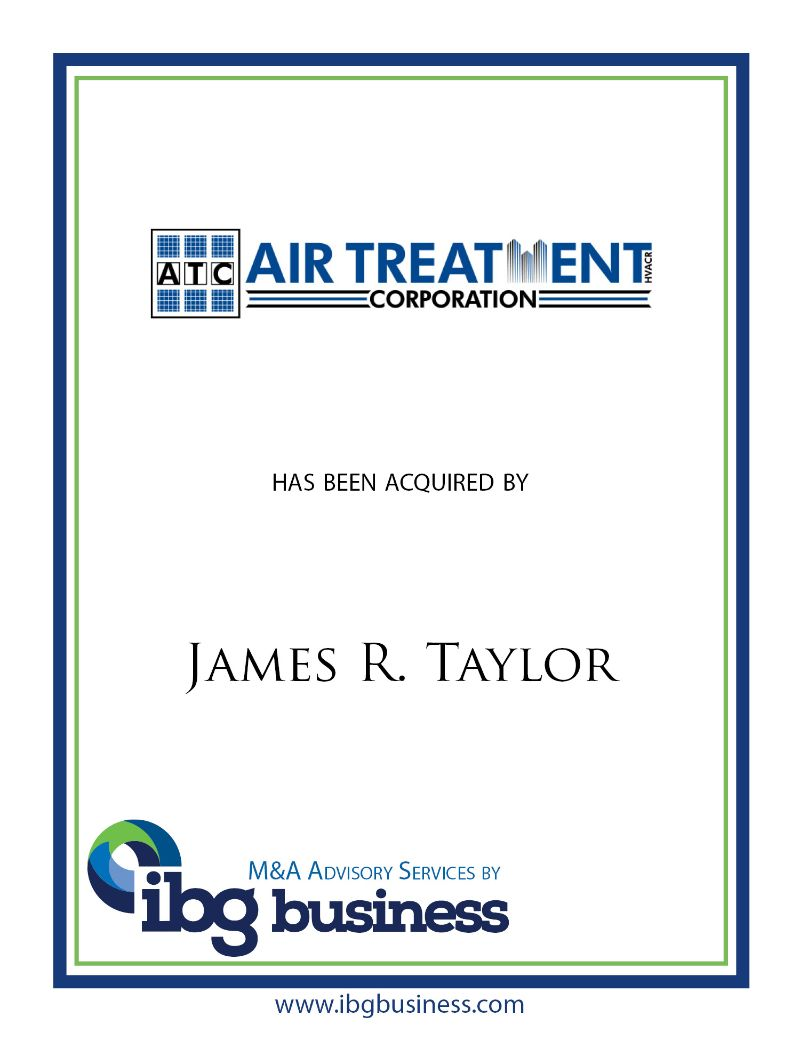 Air Treatment Technology, Inc.