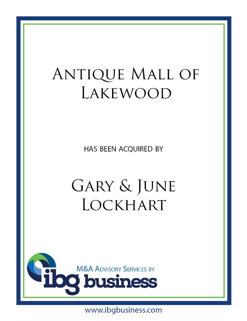 Antique Mall of Lakewood