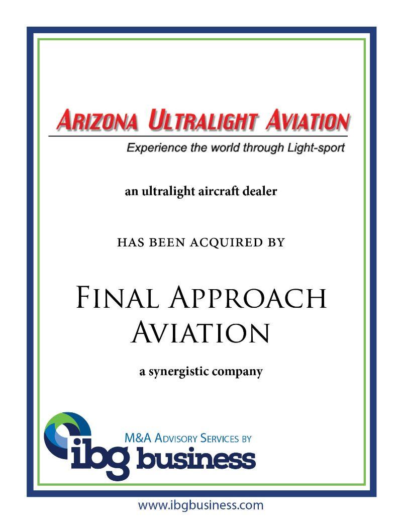 Arizona Ultralight Aviation