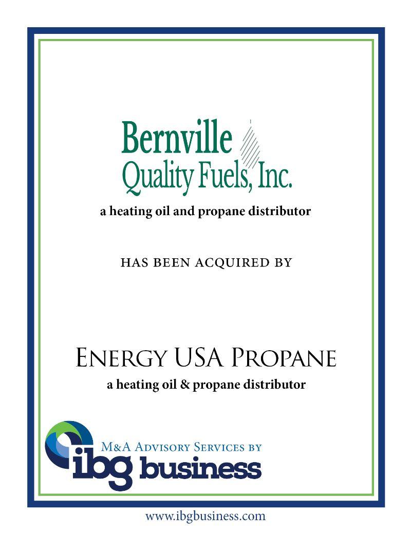 Bernville Quality Fuels, Inc.