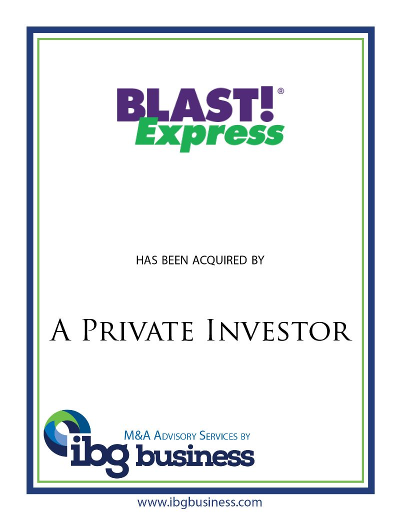 BlastExpress