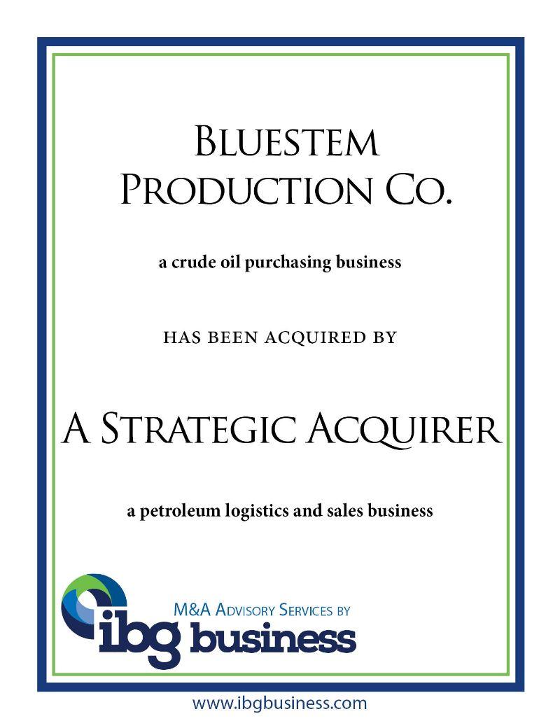 Bluestem Production Company