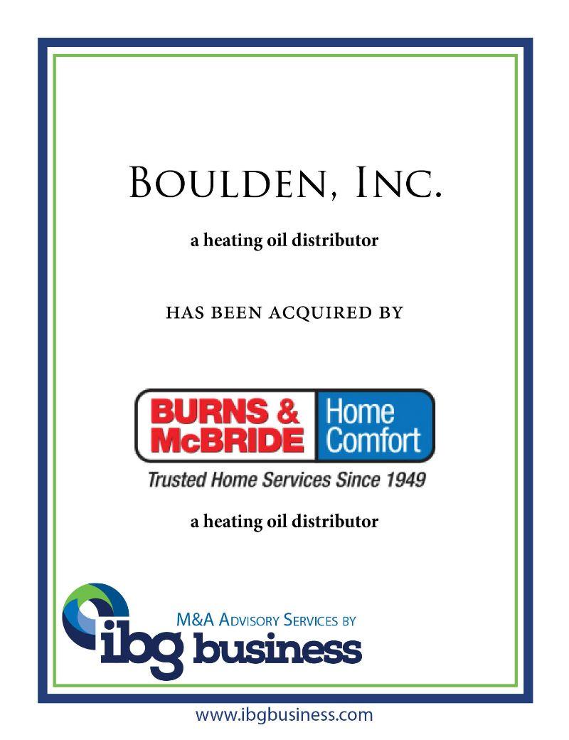 Boulden, Inc.
