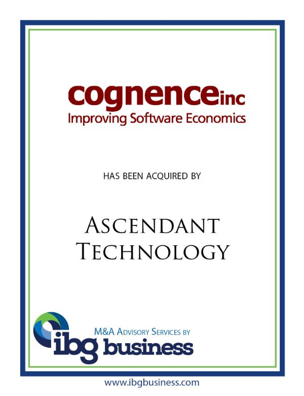 Cognence, Inc.