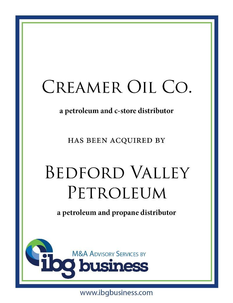 Creamer Oil Co.