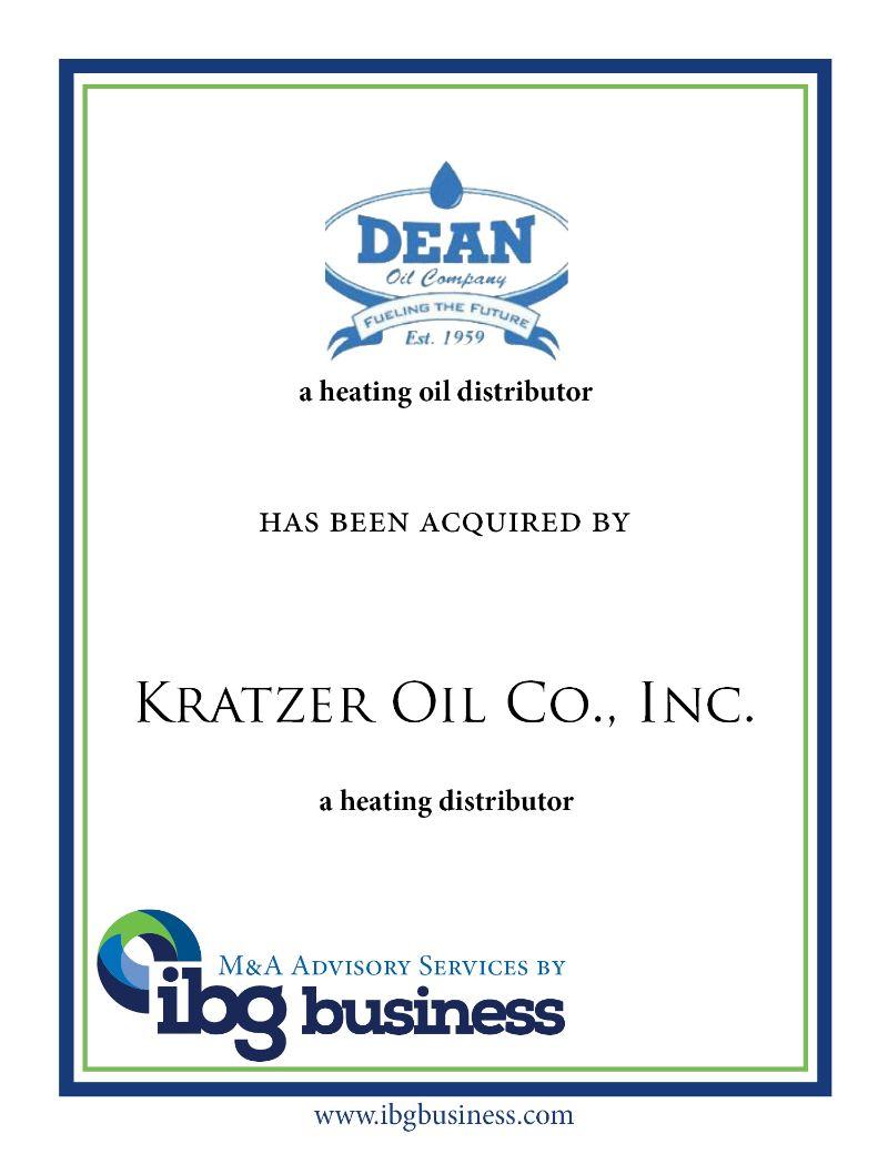 Deans Oil Co.