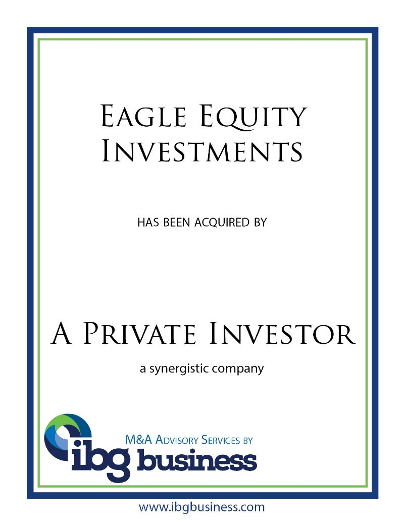 Eagle Equity Investments