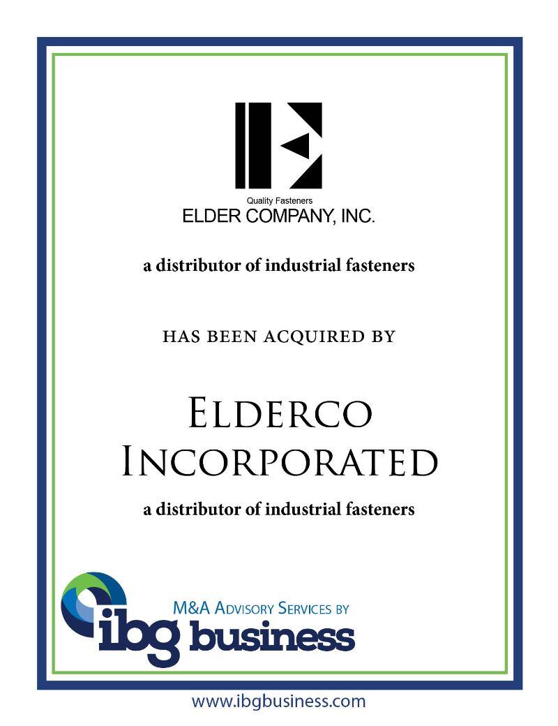 Elder Company