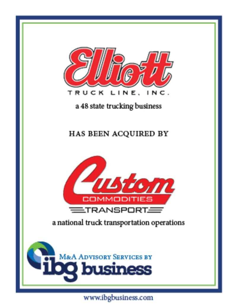 Elliott Truck Line