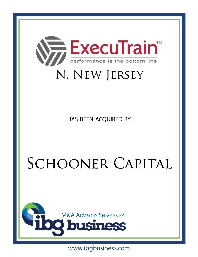ExecuTrain, Inc. – N. New Jersey