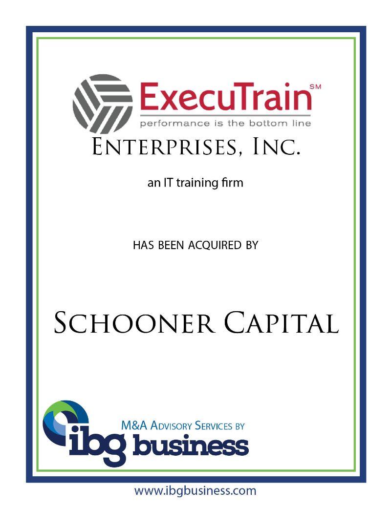 Executrain Enterprises, Inc.