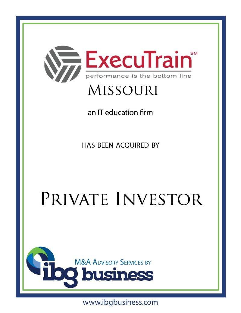 ExecuTrain of Missouri