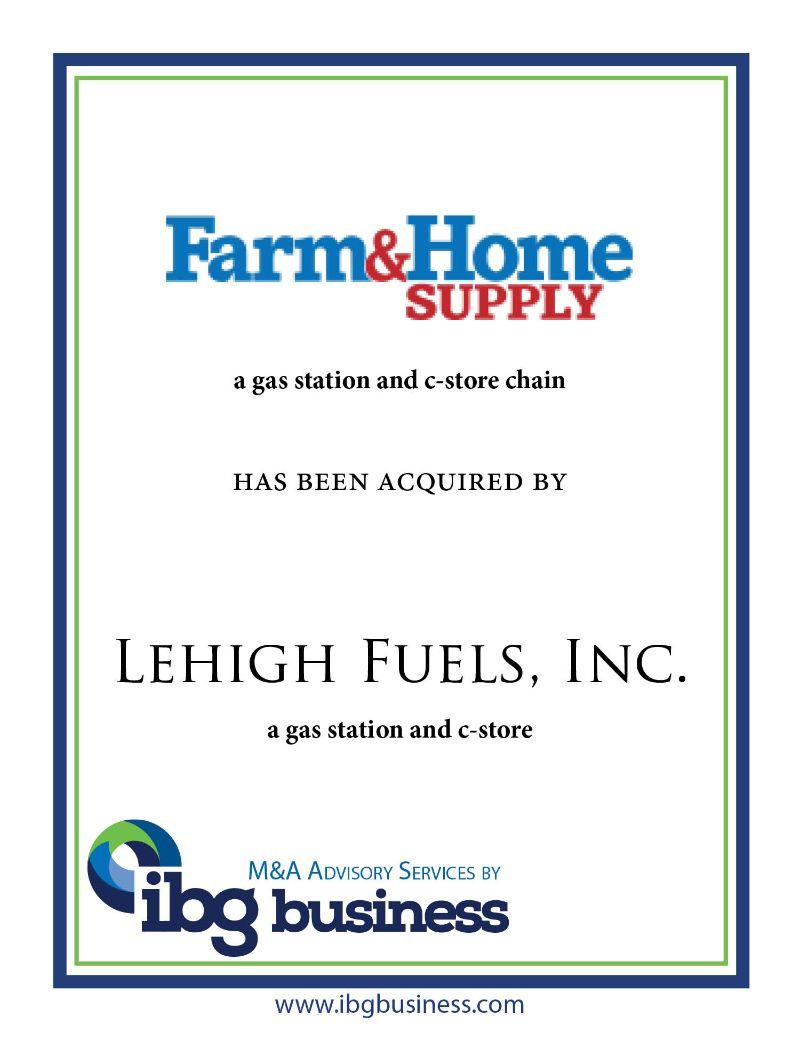 Farm & Home Oil Co.