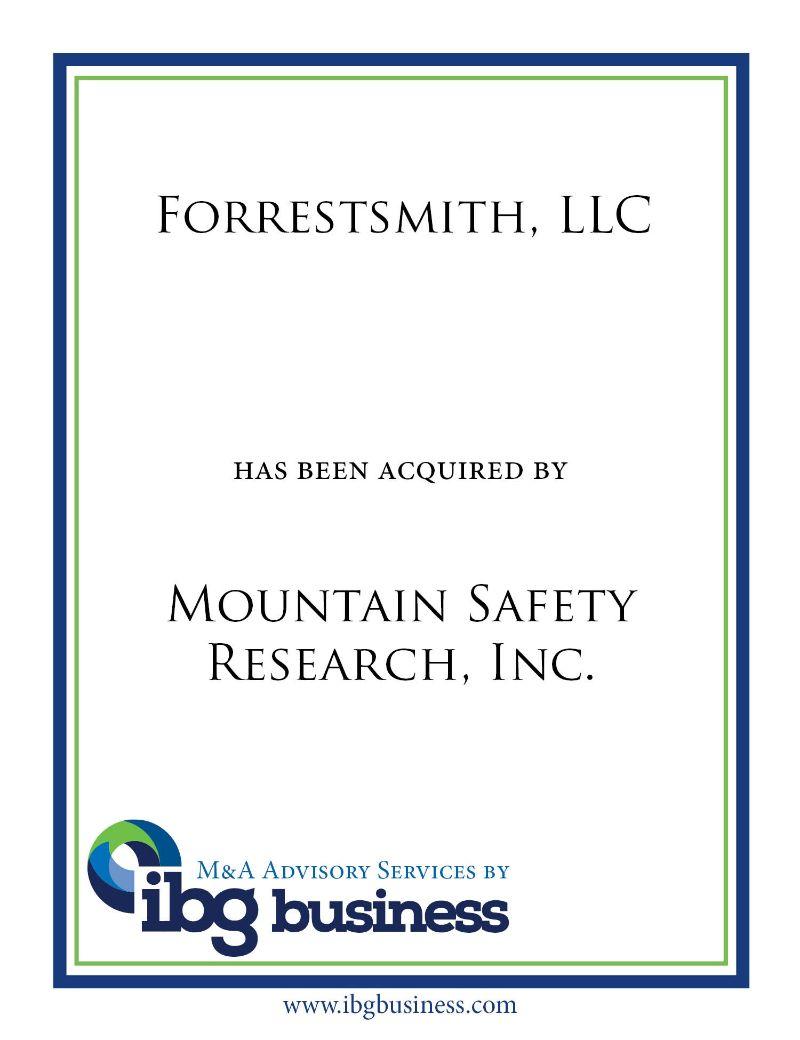 Forrestsmith, LLC