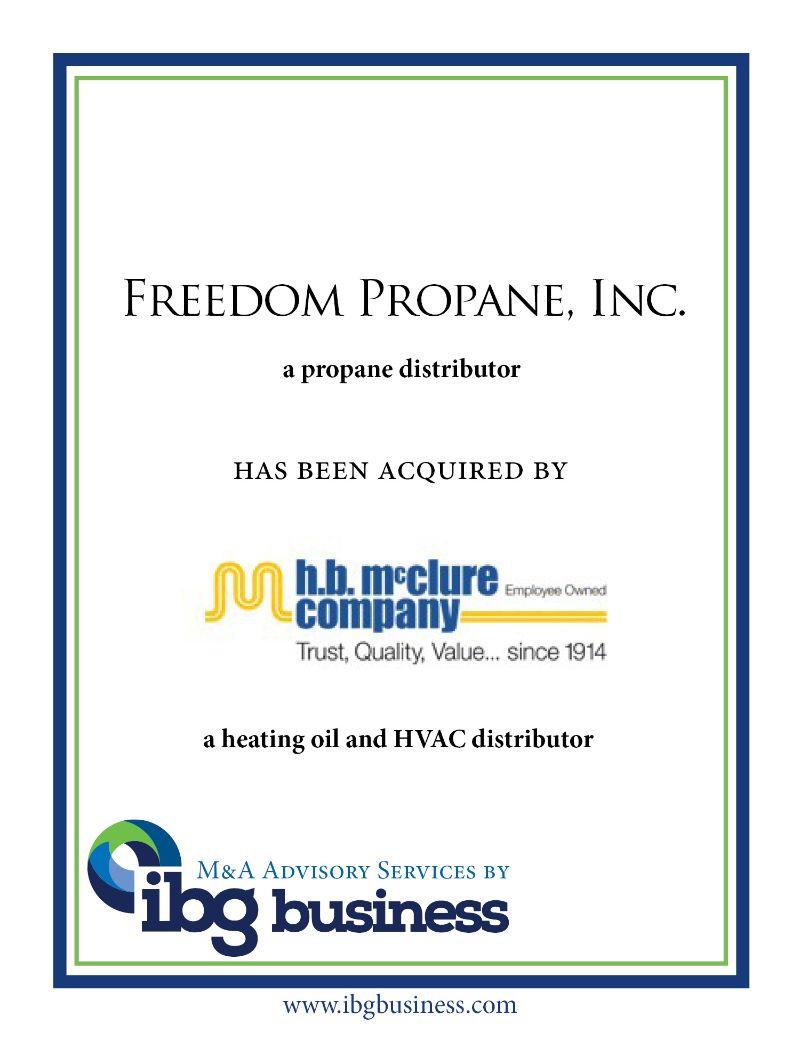 Freedom Propane, Inc.