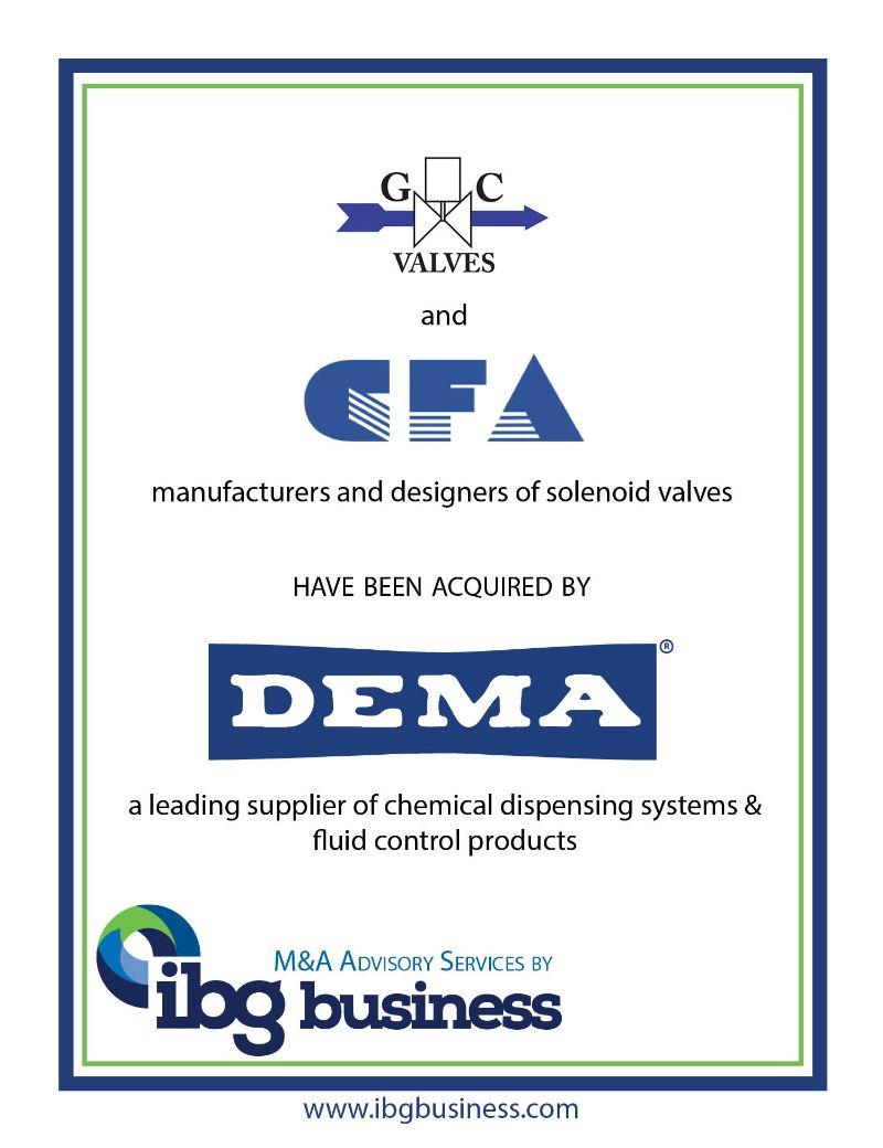 GC Valves and CFA