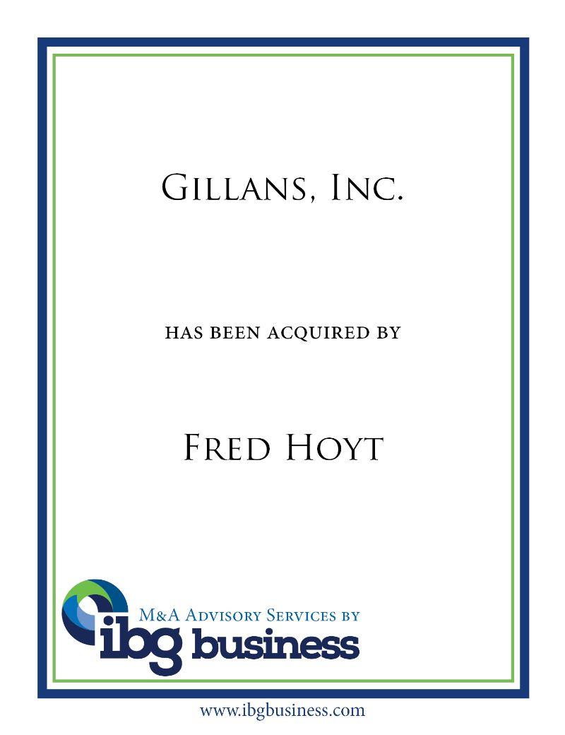 Gillans, Inc.