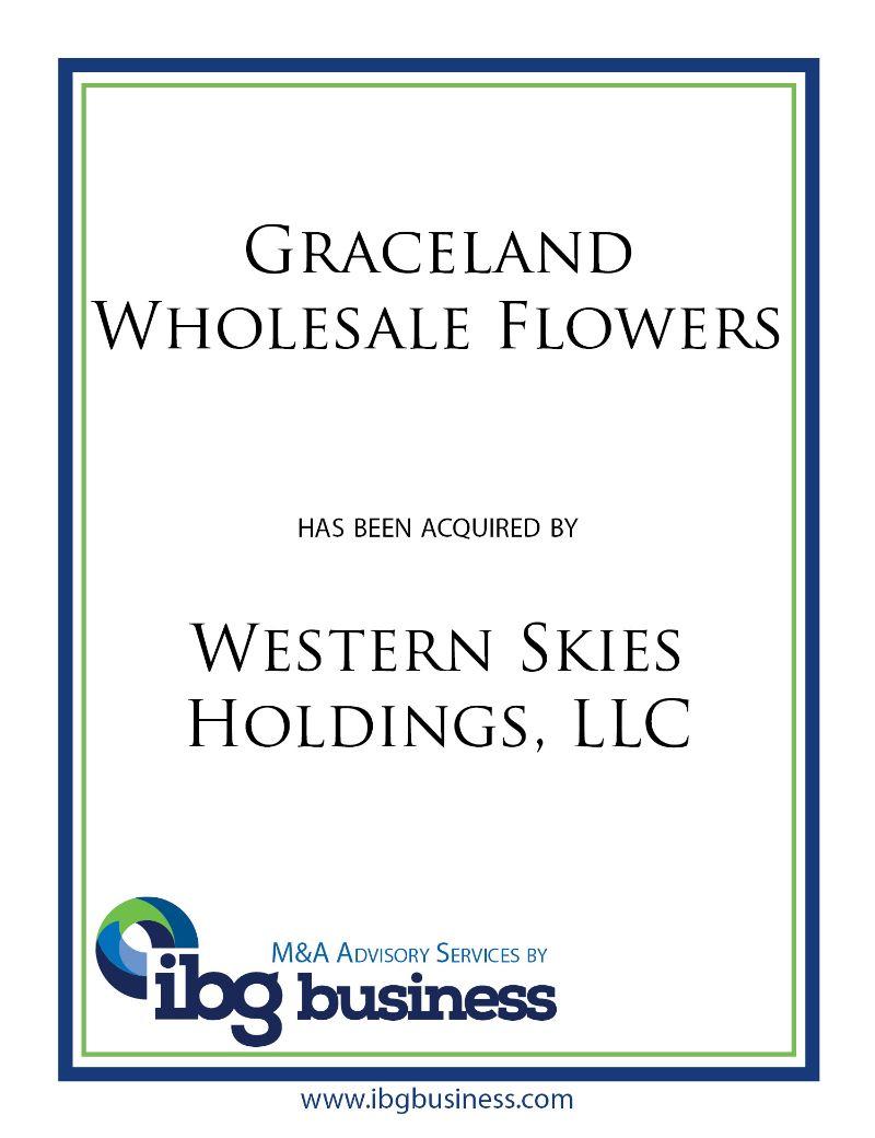 Graceland Wholesale Flower