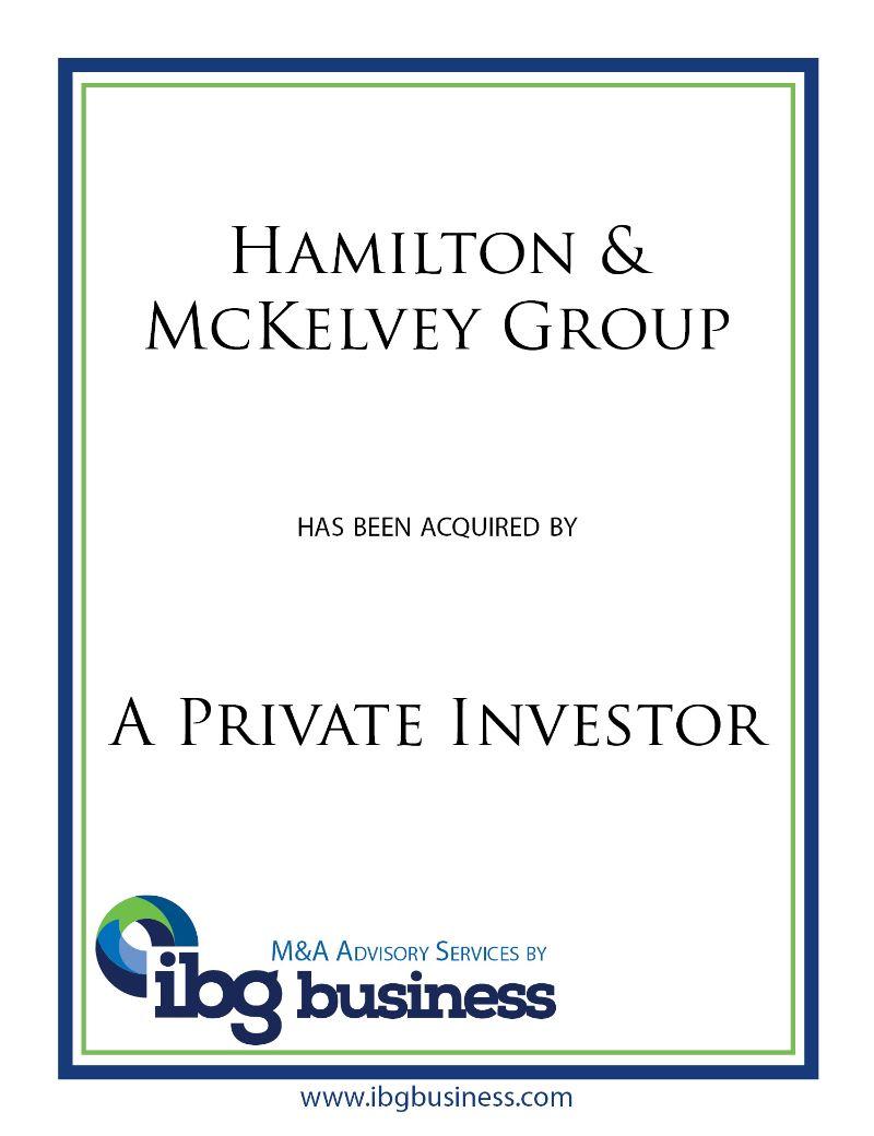 Hamilton & McKelvey Group