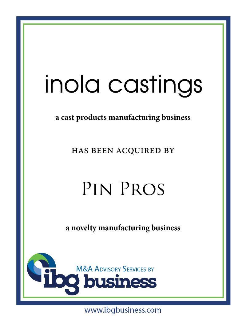 Inola Castings