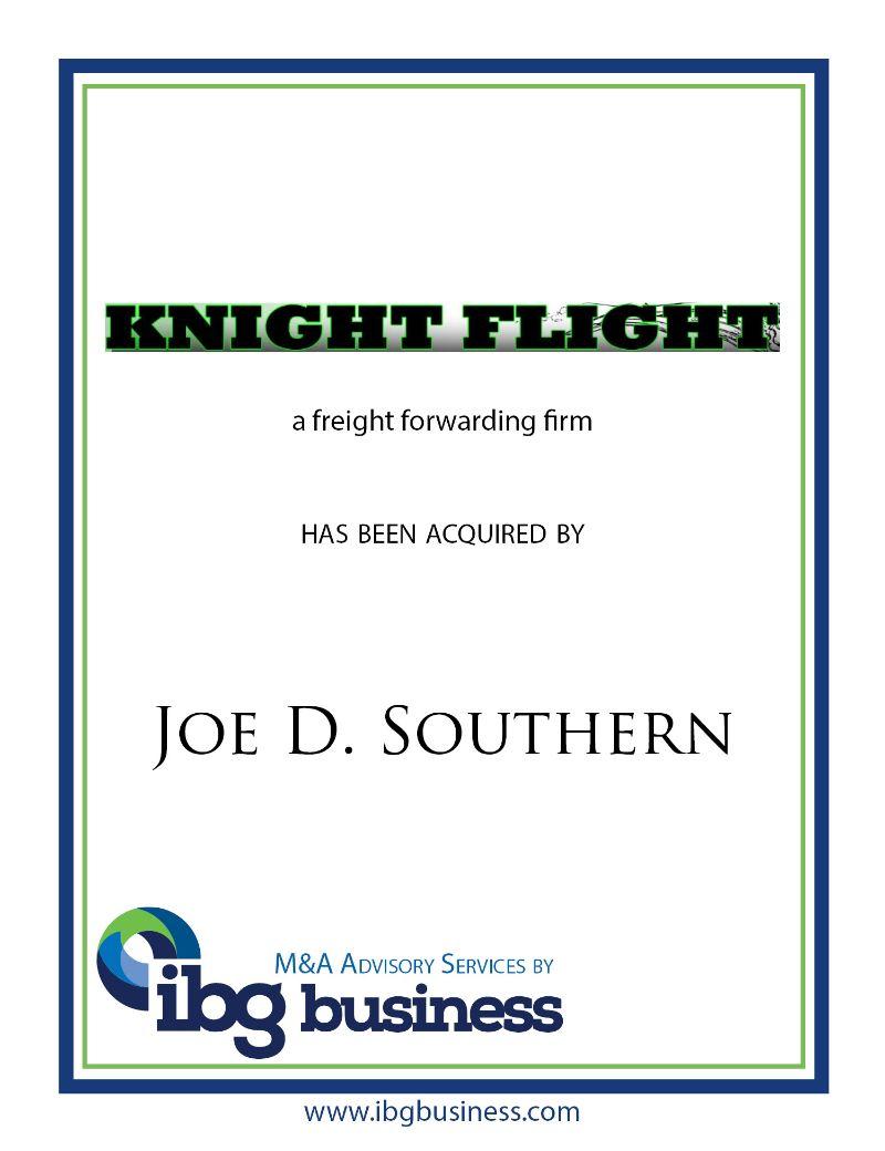 Knight Flight Cargo Services