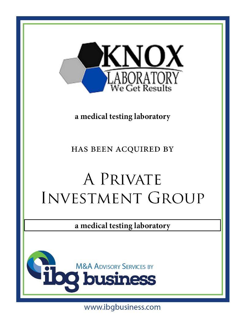 Knox Laboratories