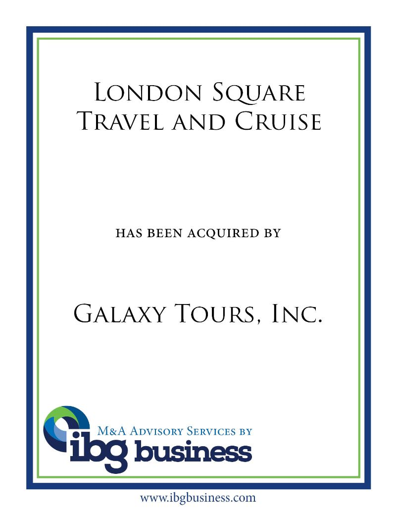 London Square Travel and Cruise
