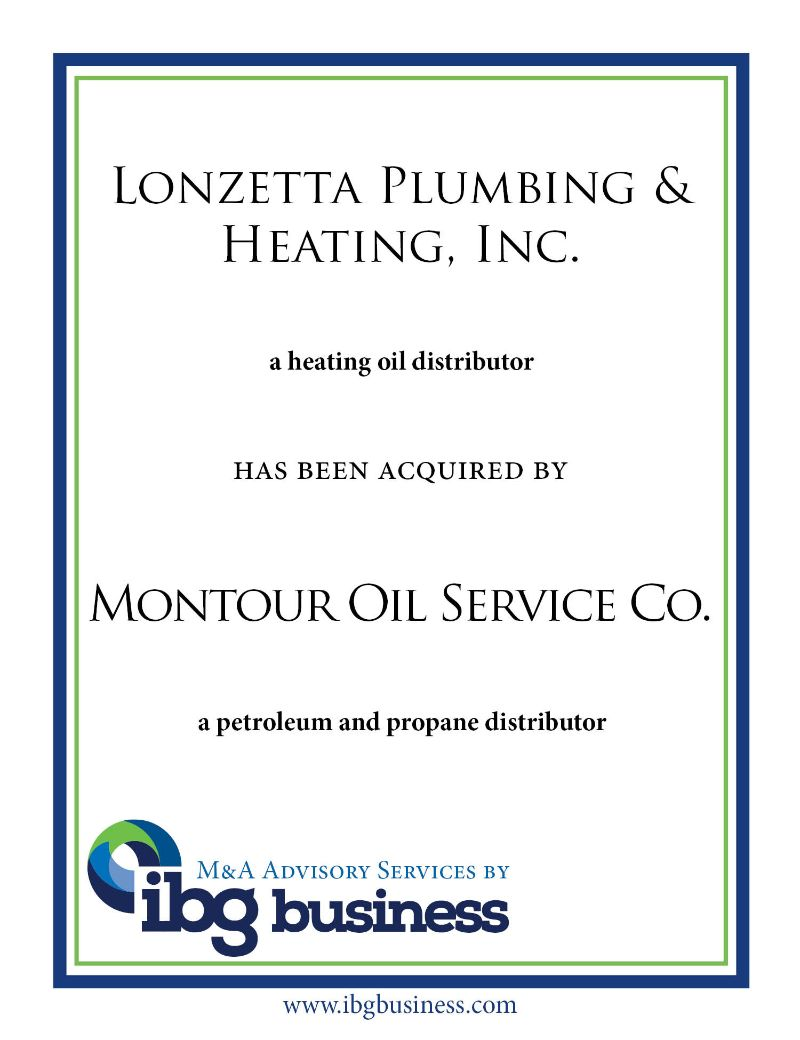 Lonzetta Plumbing & Heating, Inc.