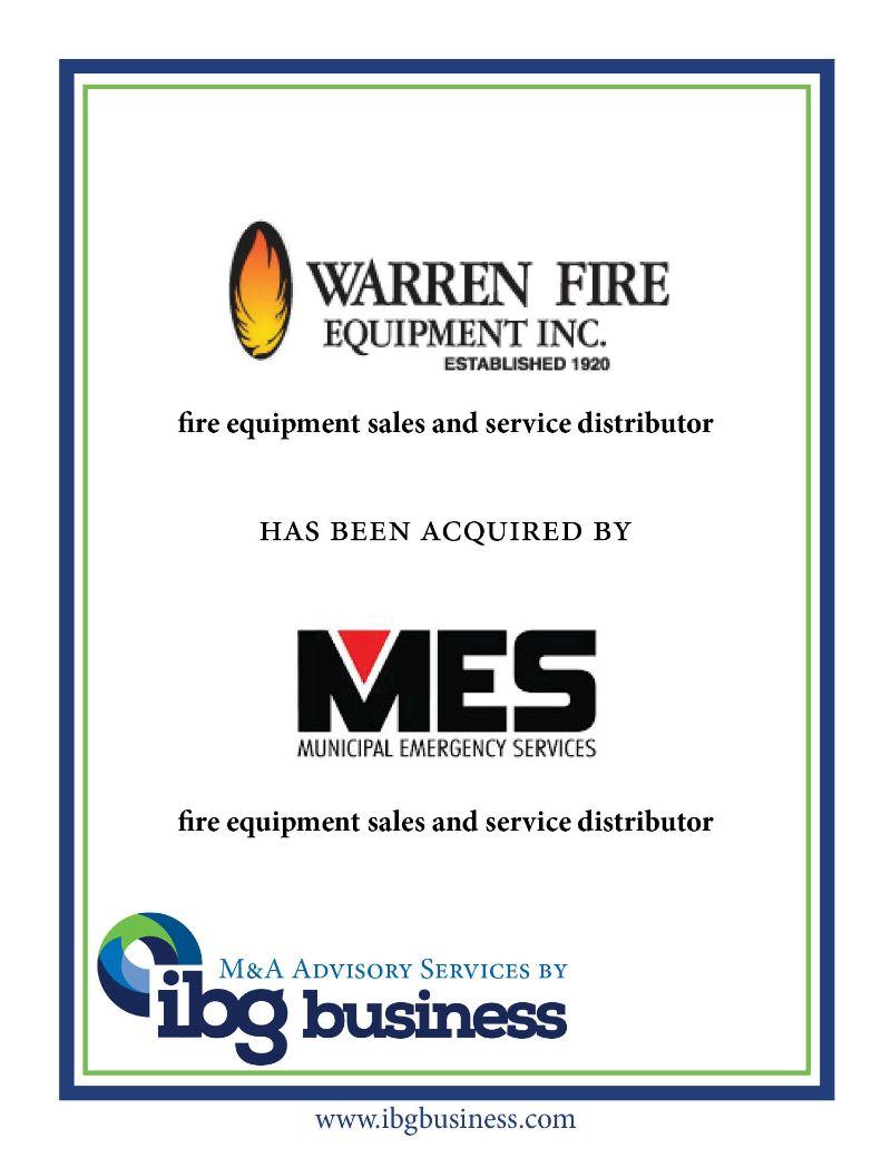 Warren Fire Equipment, Inc.