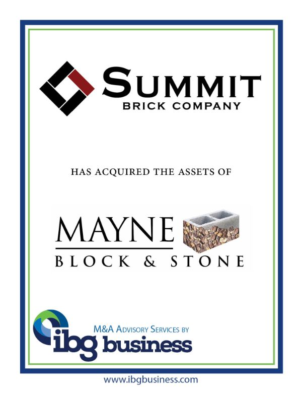 Mayne Block