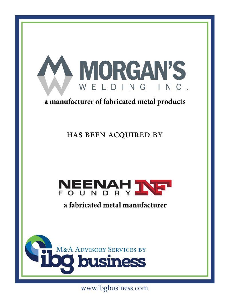 Morgan's Welding, Inc.