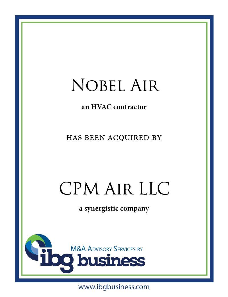 Nobel Air