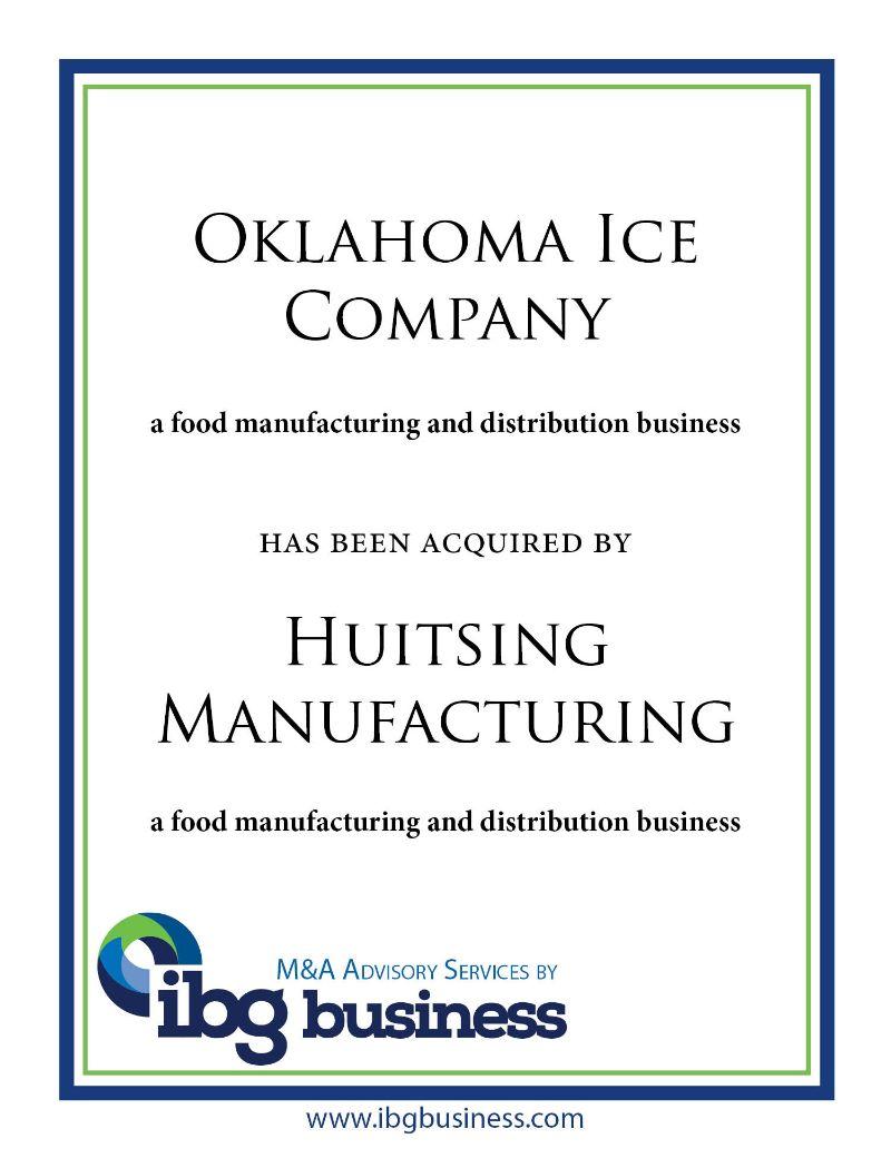 Oklahoma Ice Company