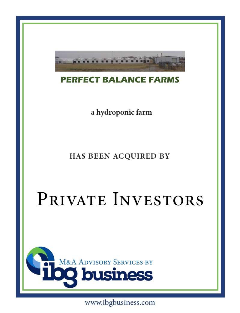 Perfect Balance Farms
