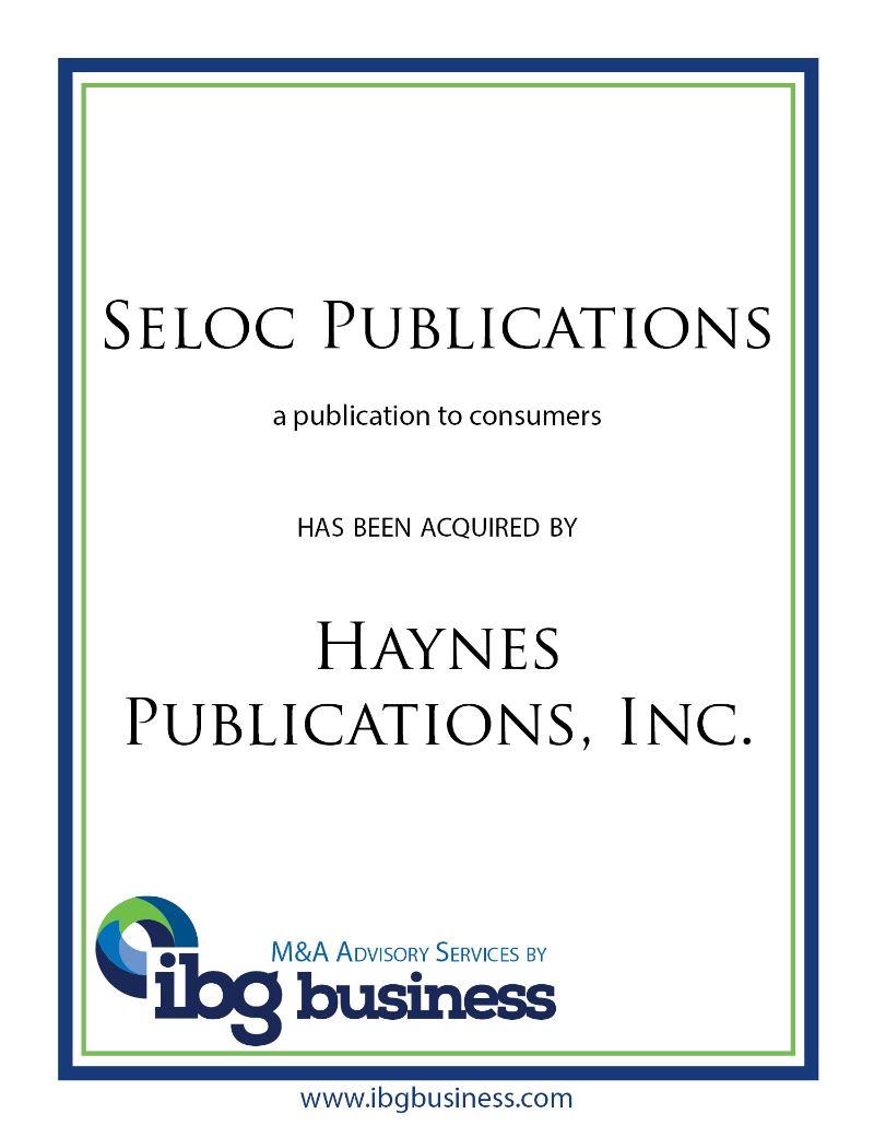 Seloc Publications