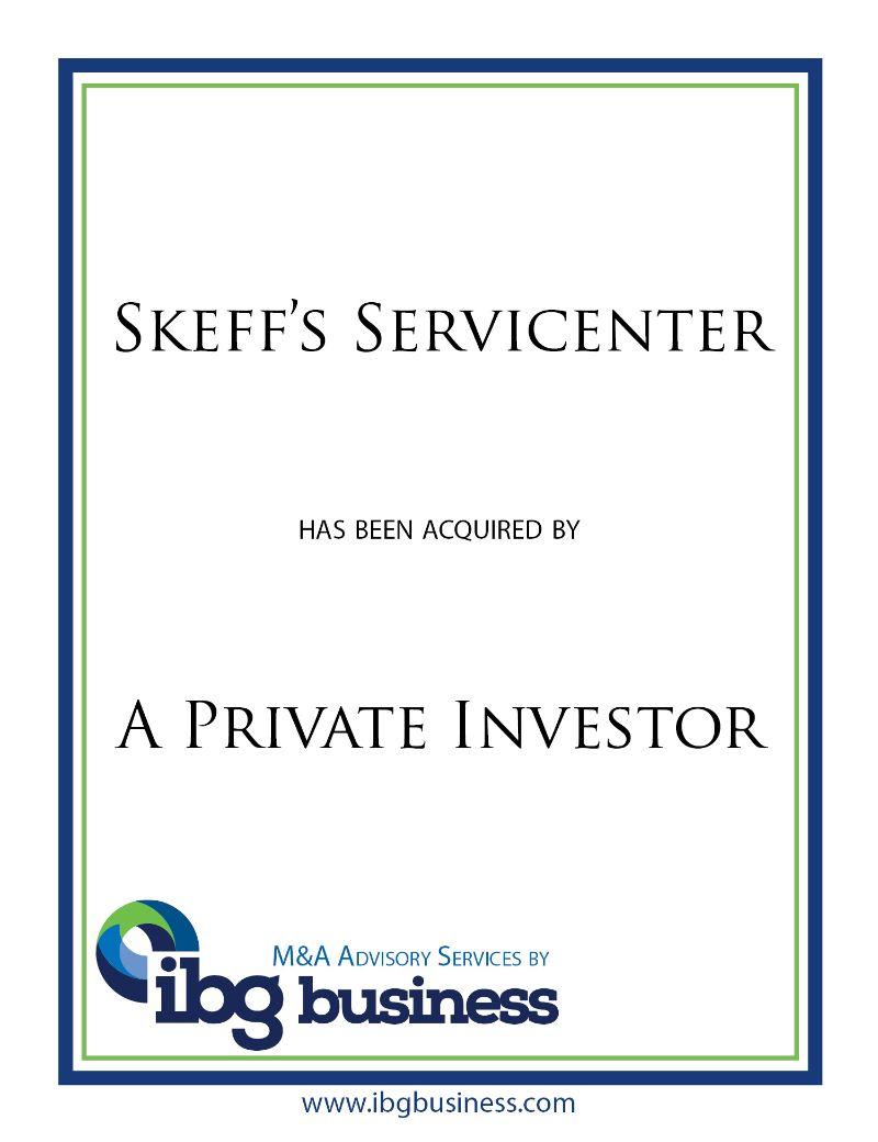 Skeff's Servicenter