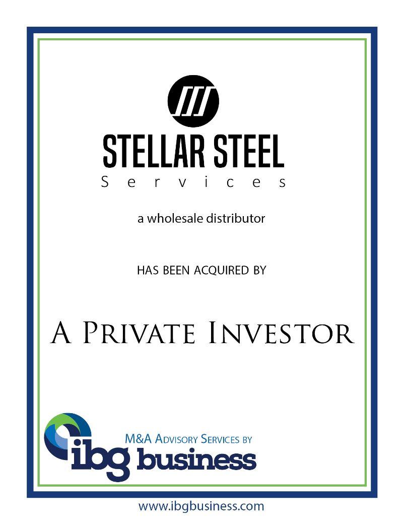Stellar Steel and Supply