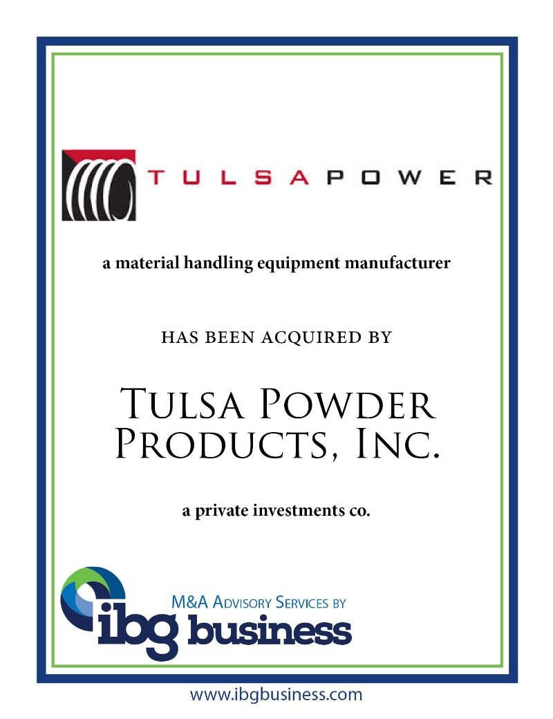 Tulsa Power Products