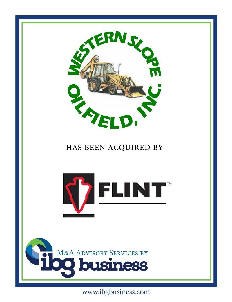 Western Slope Oilfield Inc.