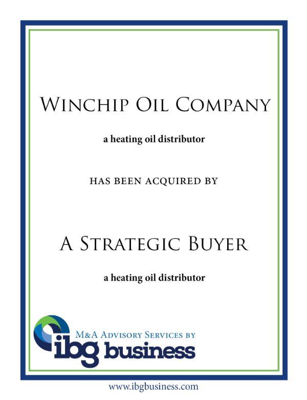 Winchip Oil Company