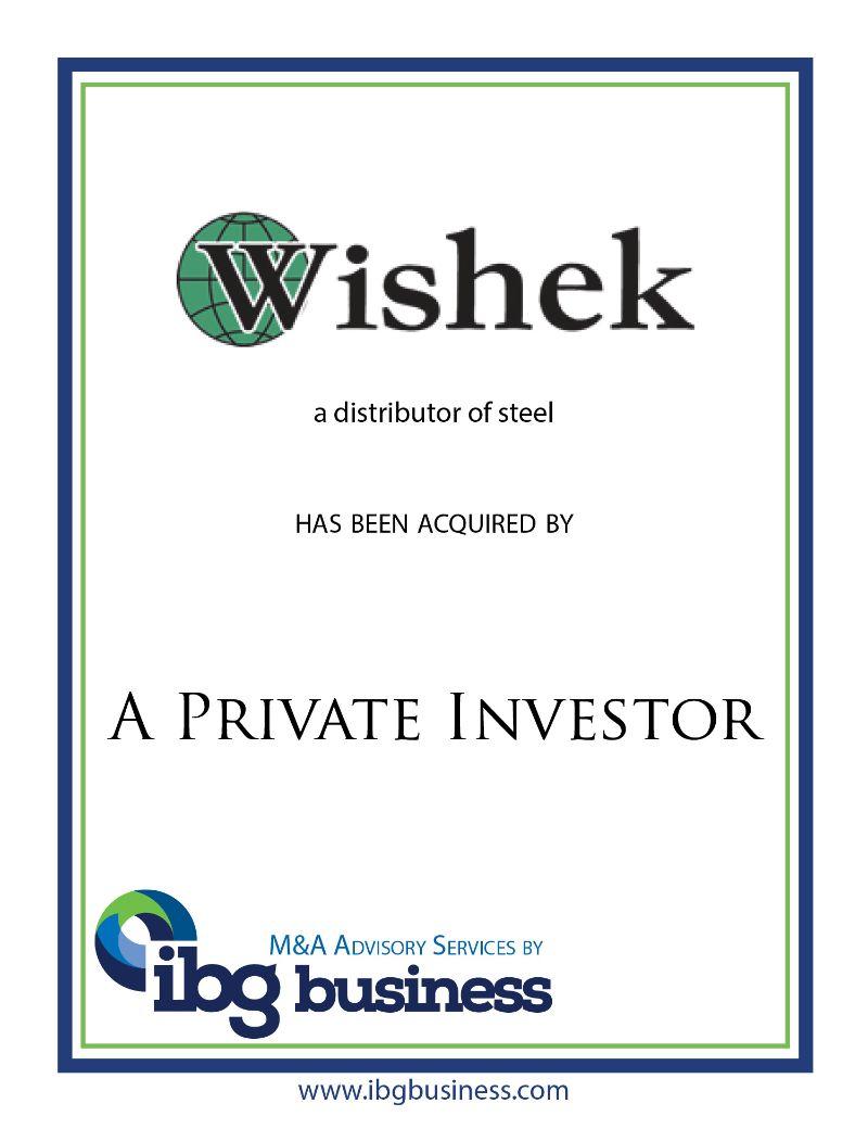 Wishek Steel