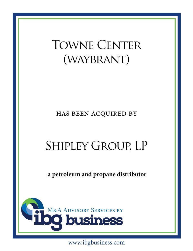 Towne Center (Waybrant)