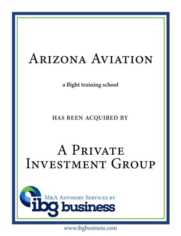 Arizona Aviation