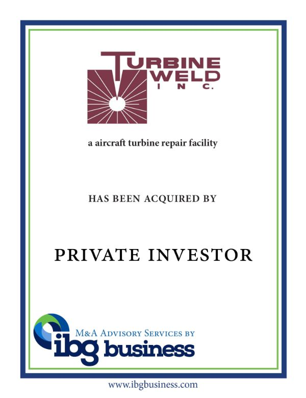 Turbine Weld, Inc.