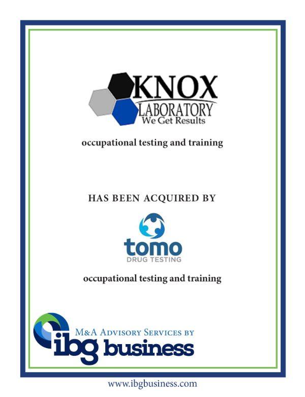 Knox Laboratory