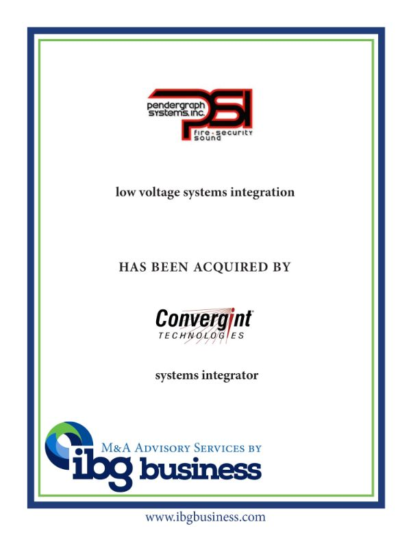 Pendergraph Systems