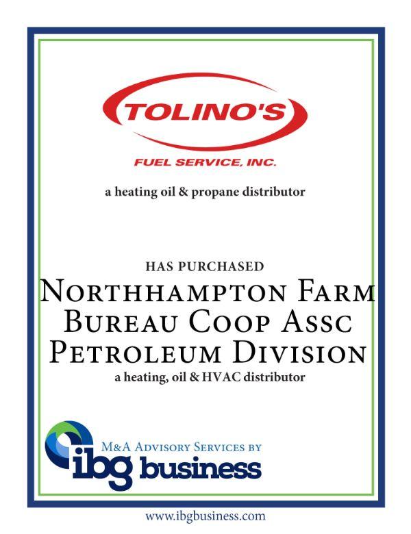 Tolino's Fuel Service, Inc.