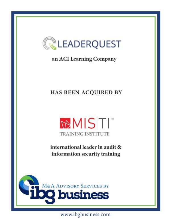 LeaderQuest